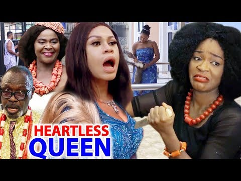 Heartless Queen Complete Season 1&2 - Chacha Eke 2020 Latest Nigerian Movie