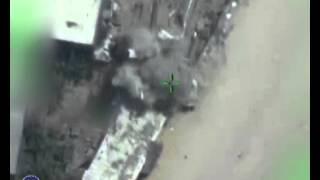 """מבצע """"צוק איתן"""" – תקיפת משגרים מהם בוצע ירי לשטח ישראל"""