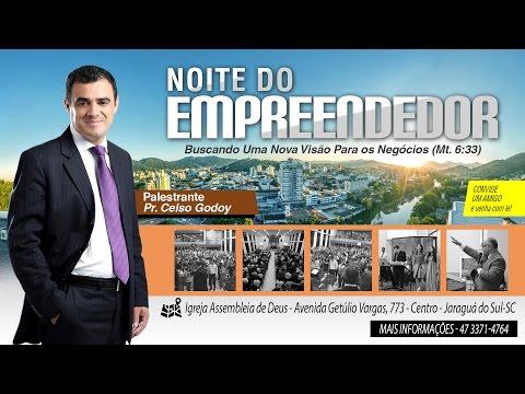 Noite do Empreendedor - 28/11/16