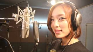 "K-POP Female Idol - ATT ""Temptation"" Recording Cover"