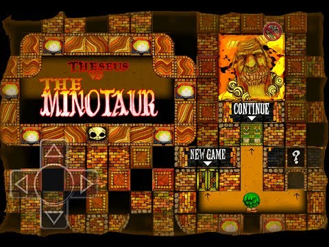 Video of Minotaur Puzzle Game - Sokoban