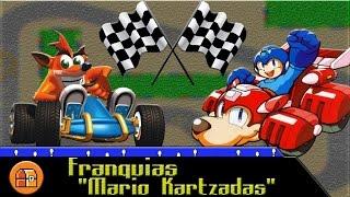 "Video FRANQUIAS ""MARIO KARTZADAS"" MP3, 3GP, MP4, WEBM, AVI, FLV Juli 2018"