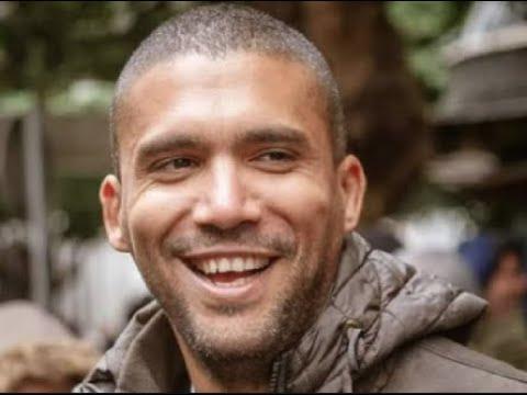 لحظة  إطلاق سراح الصحفي خالد درارني
