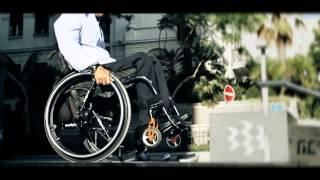 SoftWheel-סופטוויל תצוגת המוצר בכיסא גלגלים