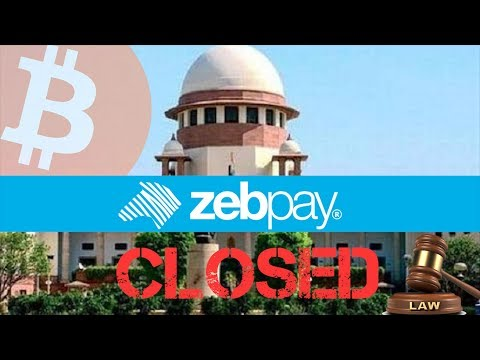 BREAKING NEWS  - ZEBPAY CLOSED !!