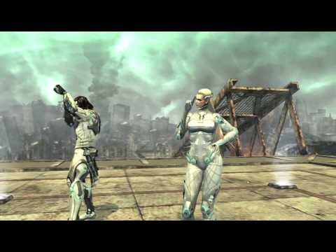 preview-Anarchy Reigns \'Story Mode\' Trailer (GameZoneOnline)