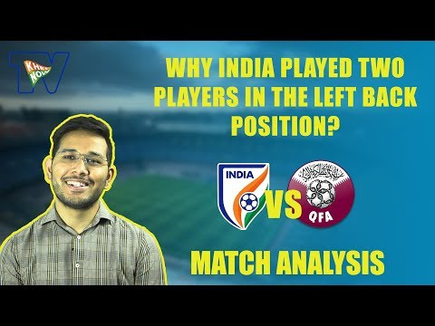 How India held Qatar to a famous draw in the FIFA World Cup qualifier?