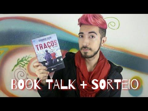 BOOK TALK: TRAÇOS (SEM SPOILERS) + SORTEIO | Joteando