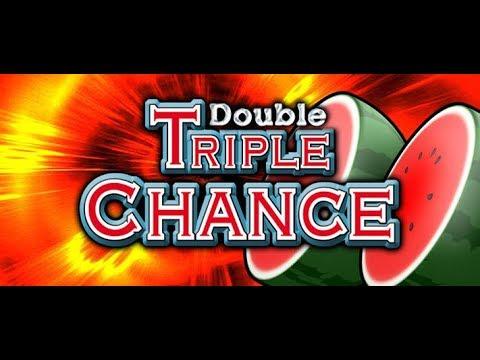 Double Triple Chance online gespielt mit Super Gewinn!