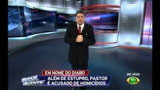 Datena Detona Pastor Marcos Pereira