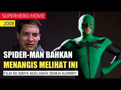 FILM TERLUCU YANG PERNAH GUE TONTON ! - ALUR FILM SUPERHERO MOVIE 2008