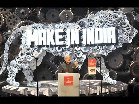 PM Modi's speech at the Inaugural Session of Hannover Messe