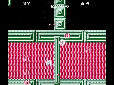 Star Soldier NES