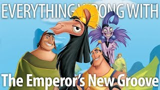 Everything Wrong With The Emperor's New Groove by Cinema Sins