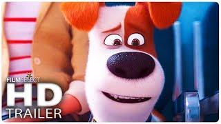 Video THE SECRET LIFE OF PETS 2 Trailer (2019) MP3, 3GP, MP4, WEBM, AVI, FLV Februari 2019