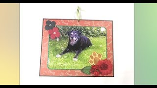 Here's a nice and simple way to make a beautiful remembrance card. In this case for my mother's dog Nita who recently passed away.Please like, share & subscribe!https://www.youtube.com/user/imageofthecreator?sub_confirmation=1 Buy great paper craft items (single or small numbers!)http://katjascraft.marktplaza.nl Follow me on my blog:http://www.creatorsimagestudio.com  Find the tutorials in my Etsy shop:http://www.etsy.com/nl/shop/CreatorsImageStudio Follow me on Instagram:https://www.instagram.com/katjascraft Follow me on Pinterest:https://www.pinterest.com/KatjasCraft Follow me on Twitter:http://www.twitter.com/KatjasCraft Follow me on Snapguide:https://snapguide.com/katjas-craft/Music: Easy Lemon by Kevin McLeod, www.incompetech.com