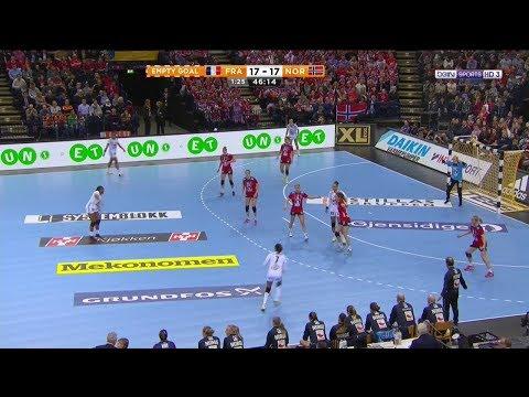 Mondial 2017 (F) finale (fin match) - France 23-21 Norvège [2017-12-17]
