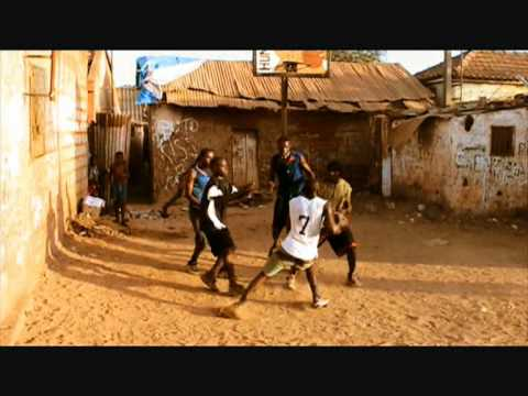 Red Deporte y Cooperación en Angola