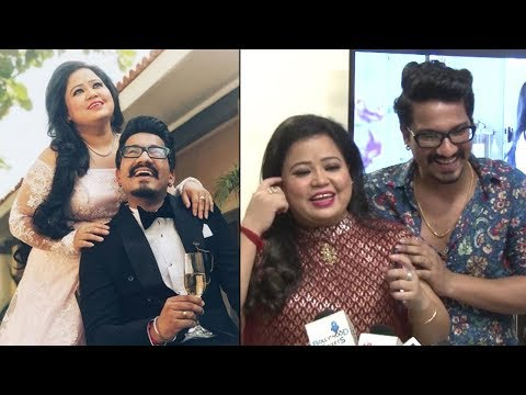 Bharti Singh launches her Wedding Song with hubby