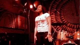 BRANDY @ SHRINE, HARLEM