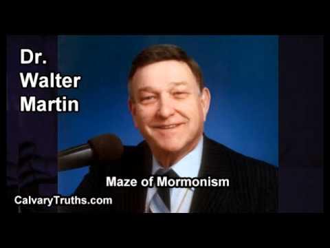 Dr. Walter Martin – Maze of Mormonism