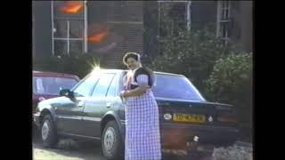 Auto wassen op Diek