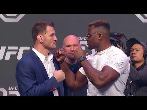 Stipe Miocic vs Francis Ngannou | UFC Fight | Highlights