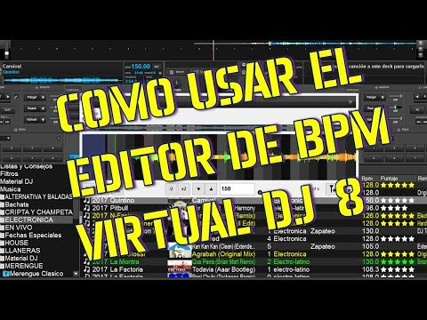 como usar virtual dj