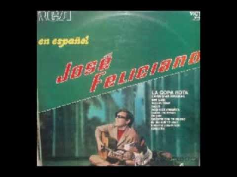Tekst piosenki Jose Feliciano - Noche de Angustia po polsku