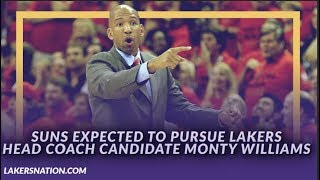 Lakers Newsfeed: Suns Expected to Pursue Lakers Head Coach Candidate Monty Williams by Lakers Nation