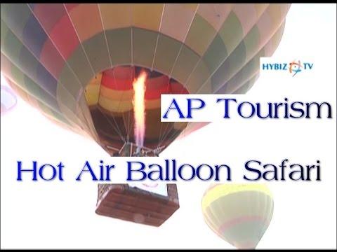 AP Tourism Hot Air Balloon Safari in Tirupati
