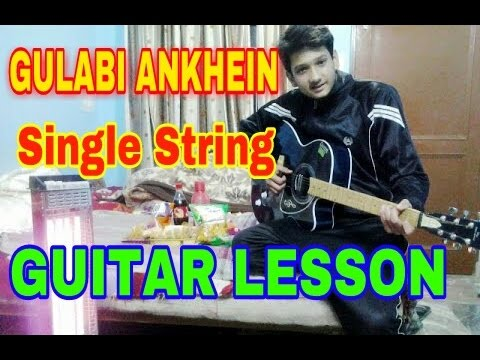 Guitar pehla nasha guitar tabs lesson : Learn To Read Guitar Tabs | Beginners Lesson In Hindi | Watch ...