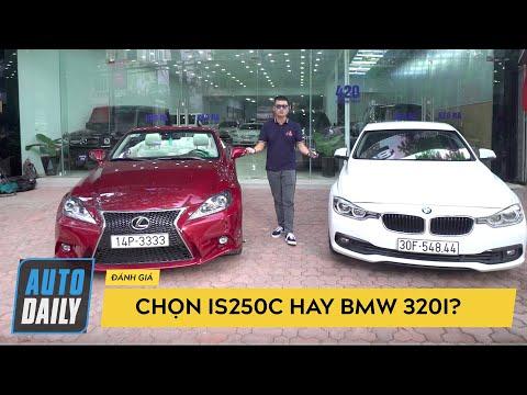 Lexus IS 250C 2009 hay BMW 320i 2015 khi bỏ ra 1 tỷ đồng mua xe cũ? @ vcloz.com