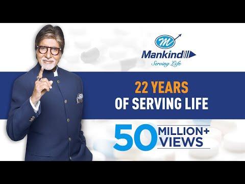 ManKind Pharma-Amitabh Bachchan
