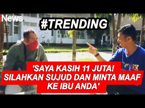 FULL! Video Viral Kasat Reskrim Polres Lombok Tengah Tolak Laporan Anak Ingin Penjarakan Ibu Kandung