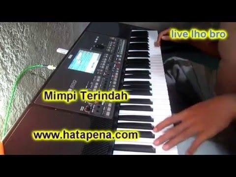 Mimpi Terindah Karaoke Korg Keyboard Pa 600 900 Volca