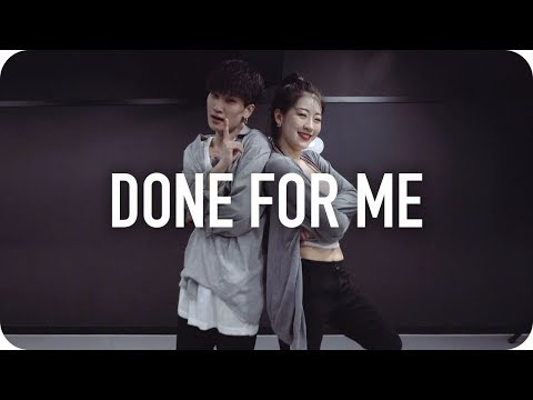 Video Done For Me - Charlie Puth ft. Kehlani / Youjin Kim Choreography download in MP3, 3GP, MP4, WEBM, AVI, FLV January 2017