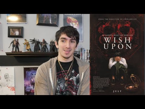 Wish Upon (2017) REVIEW