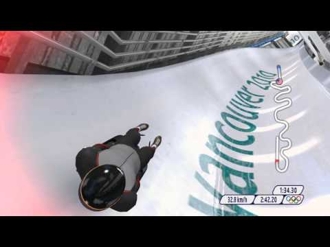 Vancouver 2010 - Luge - Men's Singles HD