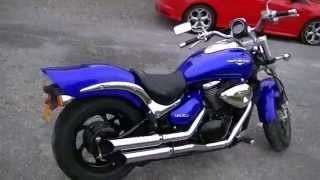 8. My new toy! 2006 suzuki boulevard m50