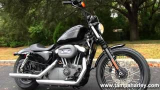 2. 2009 Harley-Davidson XL 1200N Sportster Nightster