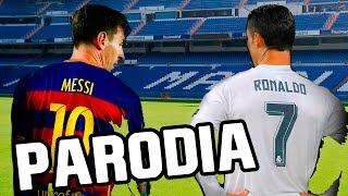 Parodia Musical de Picky - Joey Montana - Tiki Tiki Real Madrid vs Barcelona 2015 - Like & Suscríbete! MI APP: ...