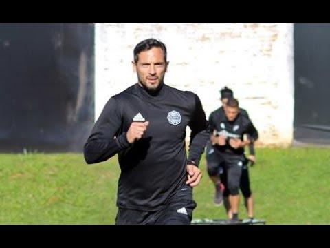 Olimpia: Santa Cruz se retira en diciembre