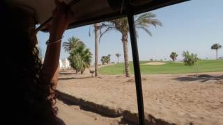 Drive with a Tuk Tuk through El Gouna