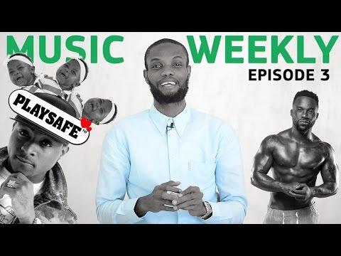 Music weekly Episode 3: IYANYA, YEMI ALADE, DAVIDO, DON JAZZY and even more! | Legit TV