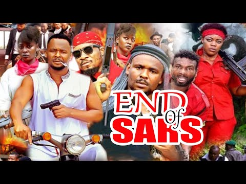 End Of Sars Season 1 -   New Movie   Zubby Michael 2020 Latest Nigerian Movie.