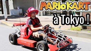 Video EXPÉRIENCE INSOLITE ! (Mario Kart IRL dans Tokyo) MP3, 3GP, MP4, WEBM, AVI, FLV Agustus 2017