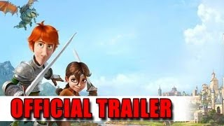 Justin and the Knights of Valour Official Trailer