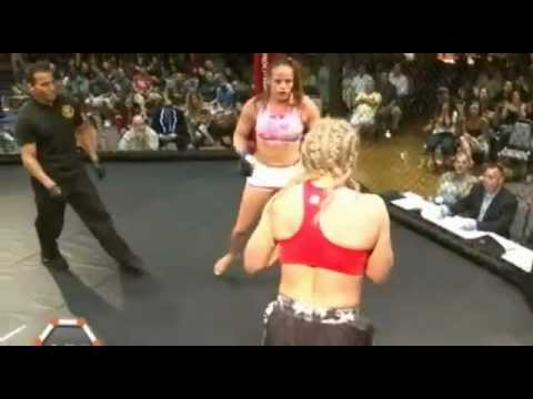 Matrix Fights 6:  Carina Goncalves VS Munah Holland