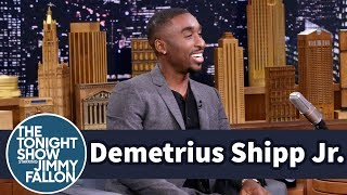 Nonton Demetrius Shipp Jr  Went From Retail To Tupac In All Eyez On Me Film Subtitle Indonesia Streaming Movie Download